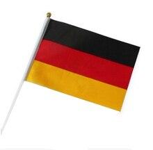 Germany flag Vietnam flag flaying 20X30cm 10piece 10piece 100