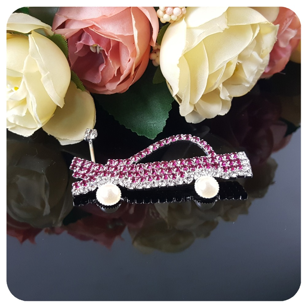 Blingbling Crystal Brooch Jewelry Rhinestone Pink Sedan Brooch Pins for  Mary Kay Members-in Brooches from Jewelry   Accessories on Aliexpress.com  d76b68250ba6