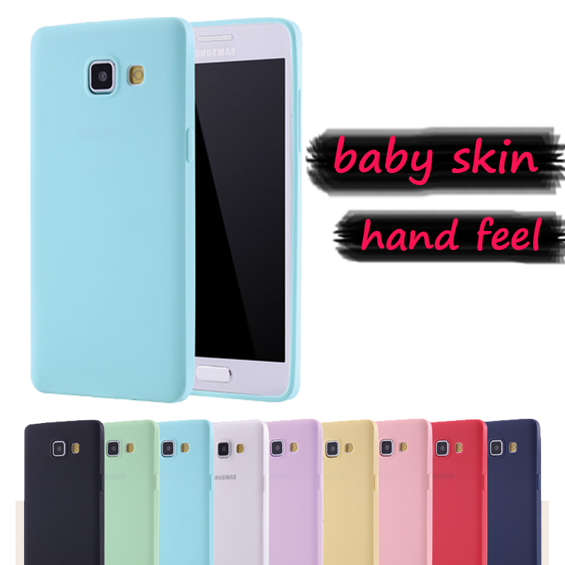 Cute Pink Candy Color Soft Tpu Silicone Phone Case For