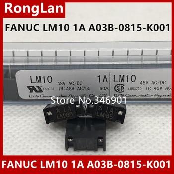 [SA]Japan FANUC FANUC Fuse LM10 large fuses 1A fuse A03B-0815-K001--50pcs/lot