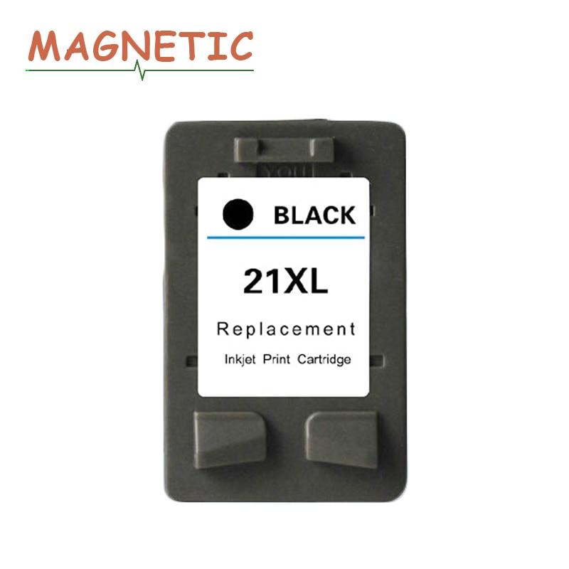 Magnetico Compatibile Nero Cartuccia di Inchiostro Per HP21 Per HP F2180 F2280 F4180 4100 F2100 Deskjet 2200 300 380 D1500 f2100