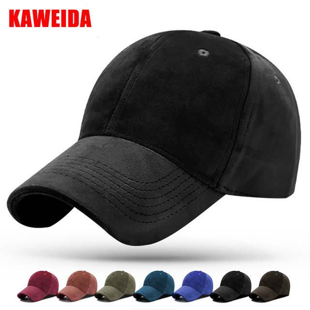9067a565d5a Online Shop Winter Warm Velvet Baseball Cap Blank Black Hat Mens Hats And  Caps Gorra Hip Hop Snapback Basecap 2018