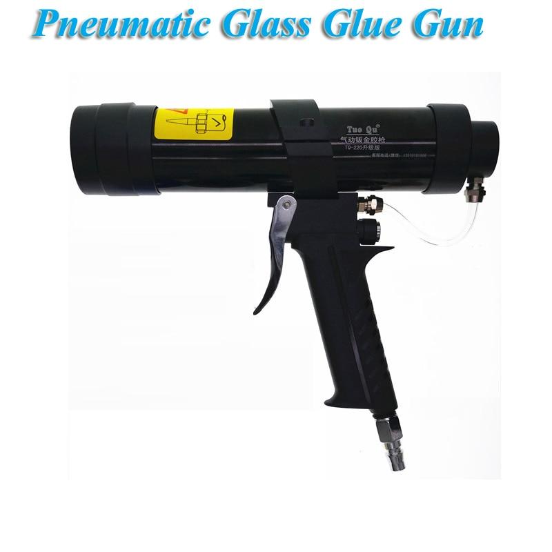 Pneumatic Glass Glue Gun Door Edge Cover Shock Absorber Chassis Spray Sheet Metal Glue Gun Set 300mlPneumatic Glass Glue Gun Door Edge Cover Shock Absorber Chassis Spray Sheet Metal Glue Gun Set 300ml