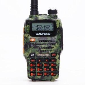 Image 4 - Baofeng A 52ii 8W potężny radiotelefon dwukierunkowy 10km daleki zasięg Transceiver dwuzakresowy ulepszony BF A52 uv 5r uv5r