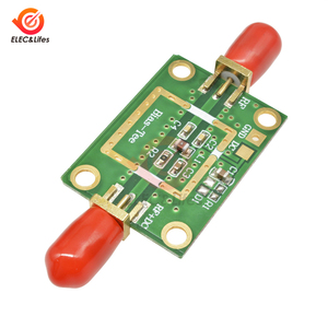 Bias Tee Wideband Frequency 10MHz -6GHz RF DC blocker for HAM radio RTL SDR LNA Low Noise Ham Radio Amplifier 10-6000 MHz(China)