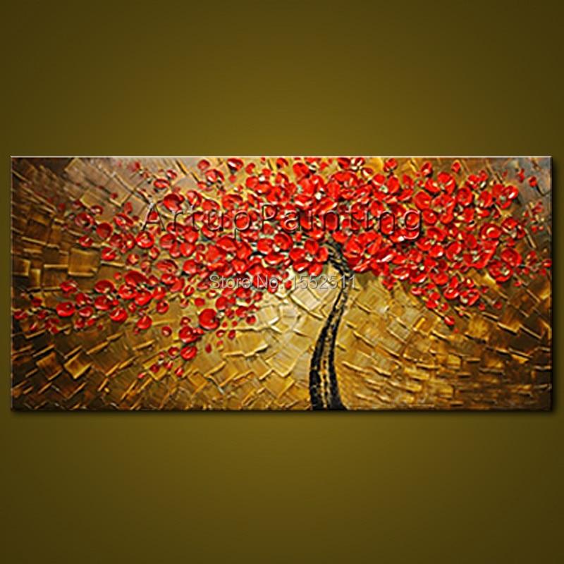 Aliexpress.com : Buy Canvas oil painting caudros decoracion palette ...