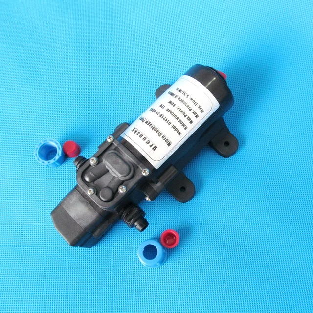 Фото 130psi 55l/мин 80 вт автоматический переключатель давления типа
