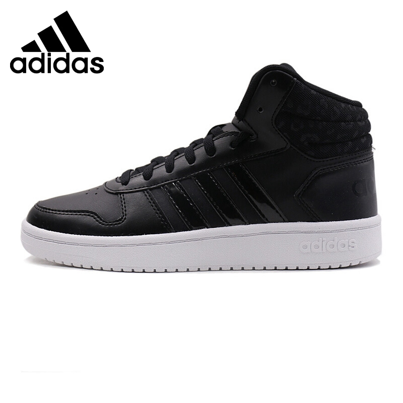 Original New Arrival  Adidas NEO Label HOOPS 2.0 MID W Women's Skateboarding Shoes Sneakers