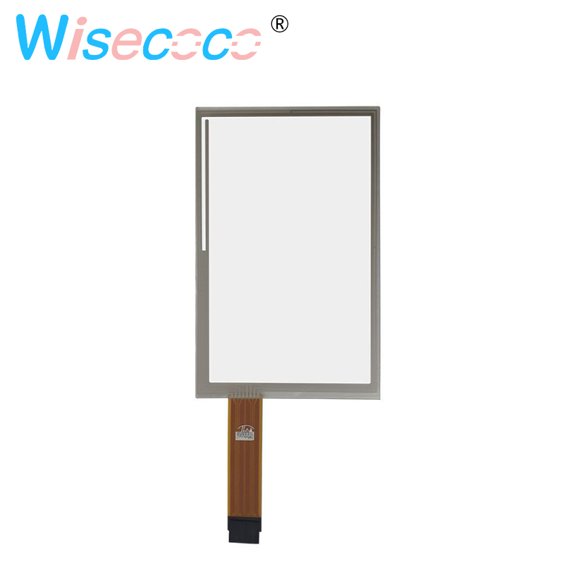 TPI 1405 001 Rev C 124X196mm New touch screen glass panel