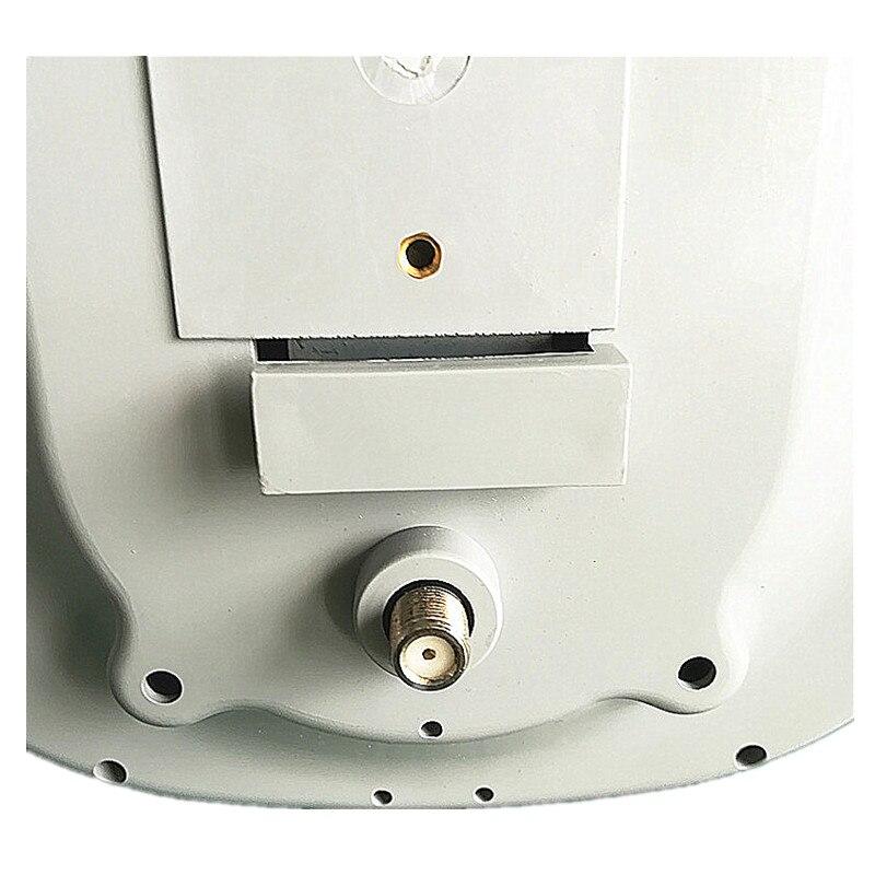 Digital Tv 26cm Ku Band Lnb In Mini Satellite Dish Antenna Build-in Lnb HD Vision Custom Products Are Not Returned