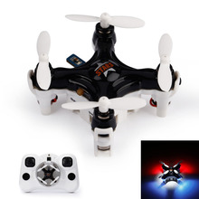 Black RC Quadcopter 4 Channel 2.4GHz 6 Axle Gyro Drone for Cheerson CX-10