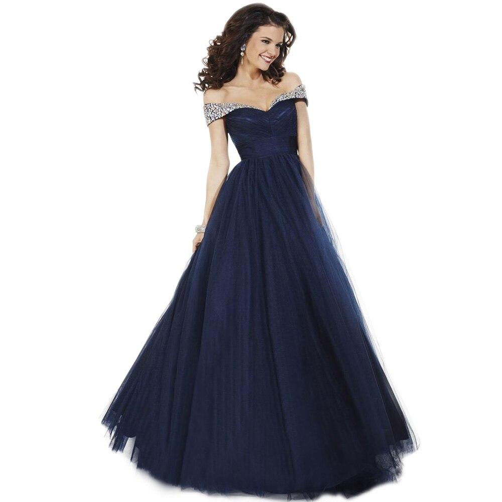 Online Get Cheap Blue Princess Prom Dresses -Aliexpress.com ...