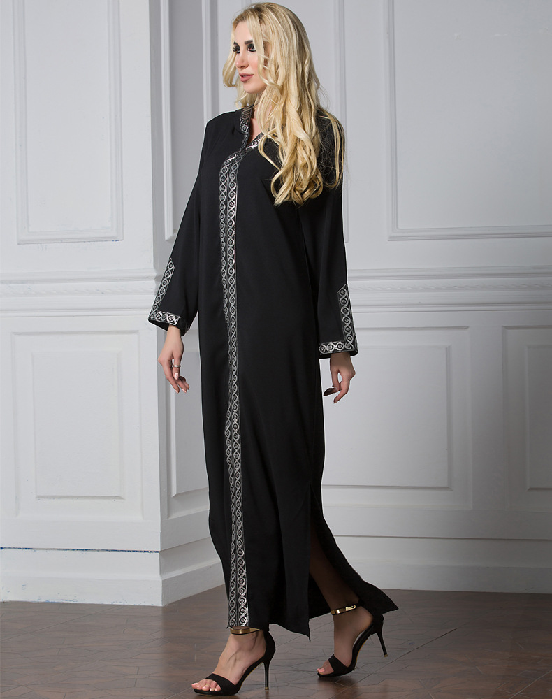 Middle Gowns Islamic YONGSEN 6
