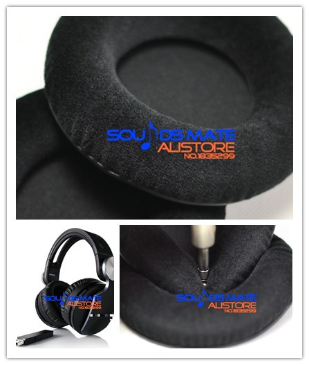 Thicker Soft Velour Ear Pads Cushion For Sony Playstation PS3 PS4 PS Vita Pulse Elite Edition Wireless Stereo Headset Headphone гарнитура беспроводная sony для ps4 ps3 wireless stereo headset cechya 0083 page href