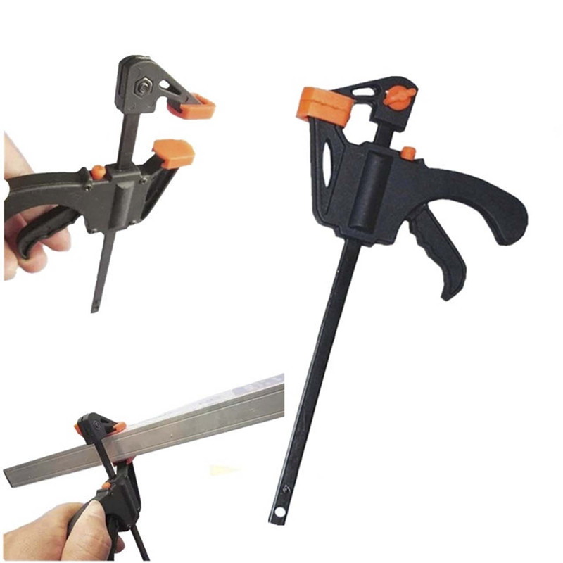 Inch quick f woodworking bar clamp clip carpentry manual