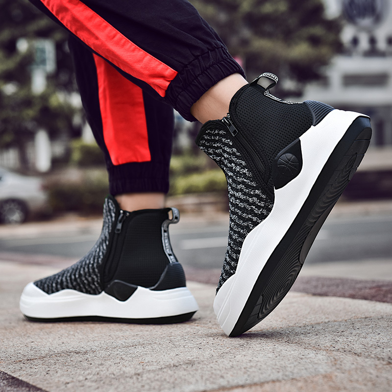 New 2019 Genuine Men Sneakers Skateboarding Speed Ultras Massage Knitted Nyfw Shoes Athletic Outdoors Y3 Boost Fly Max Size 44(China)