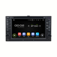 Android 5 1 1 Quad Core 16G GPS Navi CAR DVD Player For Cerato Sportage CEED