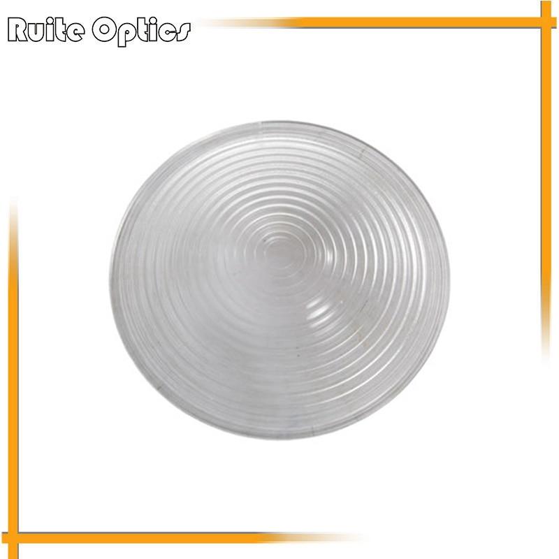1pc 150W 50mm Diameter Round Glass Spotlight Fresnel Lens with IP23 Protection Grade  цены