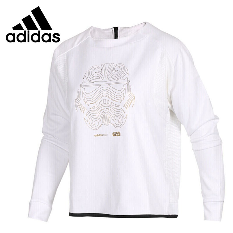 Original New Arrival 2017 Adidas NEO Label W SW SWEATSHIRT Women's Pullover Jerseys Sportswear 21k reset toner cartridge chip for lexmark t640 642 642n 644n laser printer t640