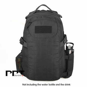 E.T Dragon Tactical Molle Backpack 38L 900D Fabric Military Unisex Molle Bag CB Color Waterproof Bags Solid Hunting Bag PP5-0069