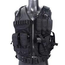 Airsoft Combat Tactical Vest