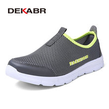 New Unisex Light Sneakers Summer Breathable Mesh Female Running Shoes Lady Trainers Men Walking Outdoor Sport  Footwear Shoes