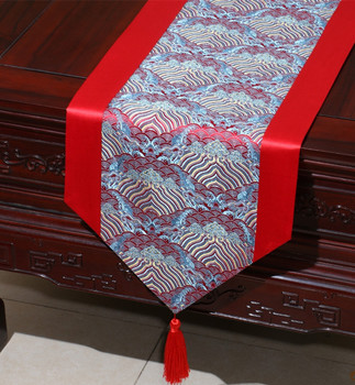 Table Pads For Dining Tables | Seawater Natural Mulberry Silk Table Runner Chinese Tea Table Cloth Merry Christmas Table Mats For Dining Table Coffee Pads