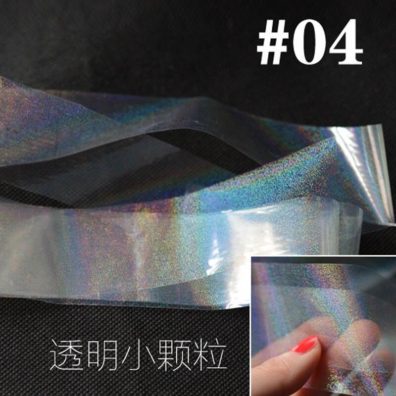 6 UNIDS Envolturas de Uñas 3D Nail Design Nail Hoja Transferencia ...