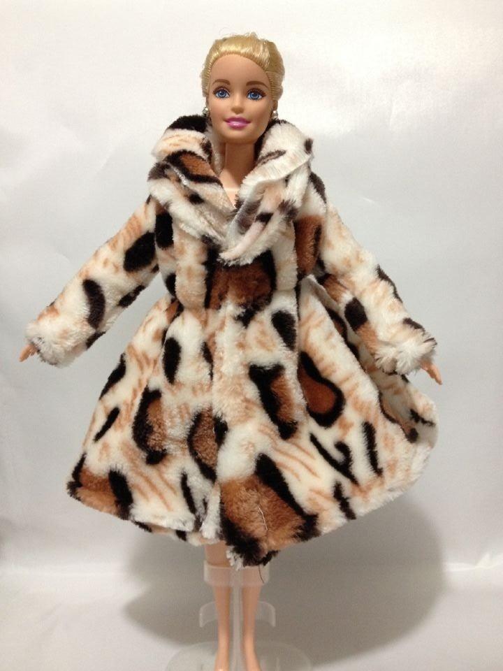 original handmade for barbie clothes princess lot High Quality Fashion Outfit beautiful dress barbie coat and accessories set