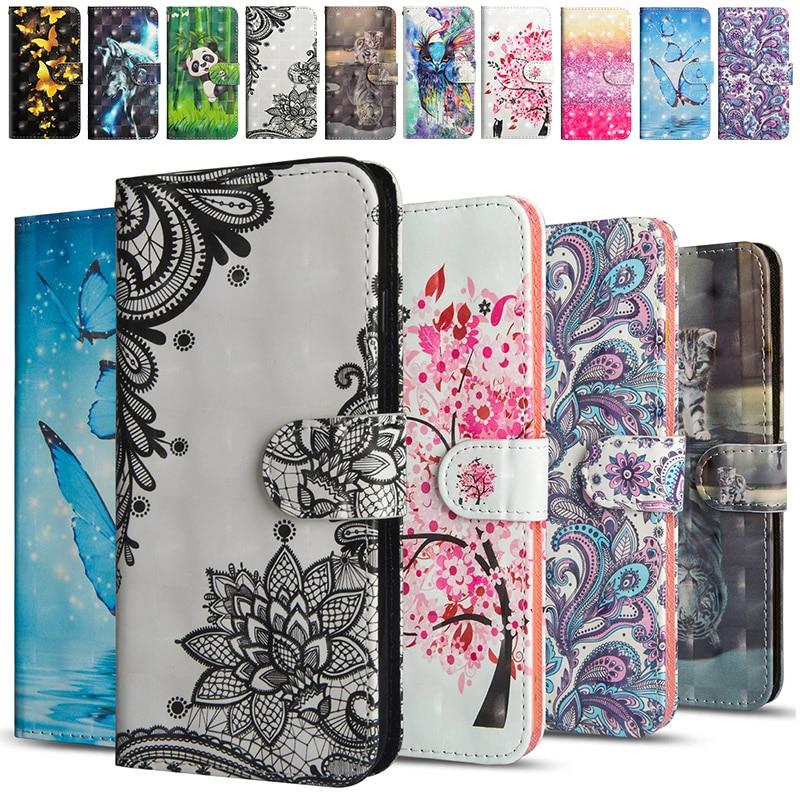 For Motorola Moto E5 Plus E Plus Gen 5 2018 XT1924-4 XT 1924-4 XT1924 6.0 inch Flip mobile phone bag phone leather cases
