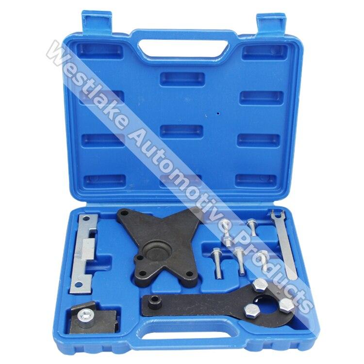 Petrol Engine Camshaft Timing Setting Locking Tool Kit For Fiat Ford Lancia 1.2, 1.4 8V - Belt Drive good quality engine timing tools for fiat
