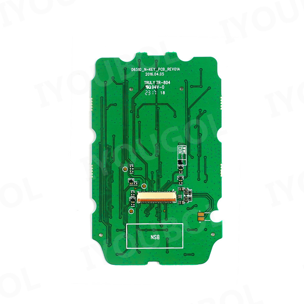 Honeywell Dolphin 6500 28-Key keypad PCB ReplacementHoneywell Dolphin 6500 28-Key keypad PCB Replacement