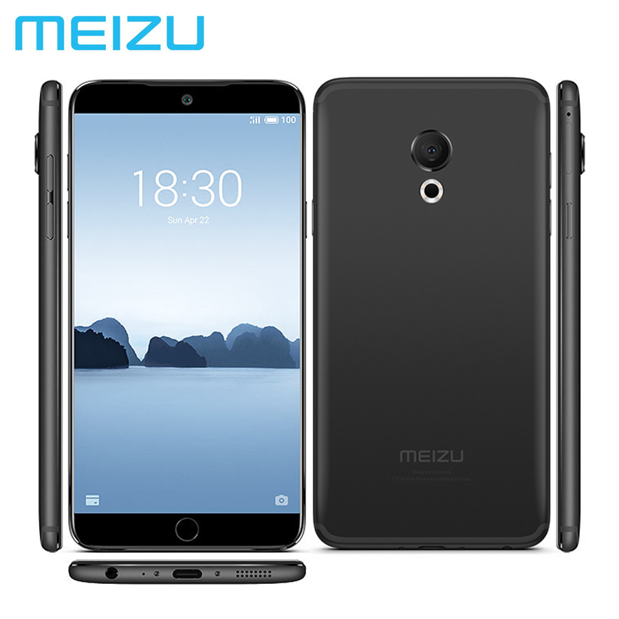 Global Version MEIZU 15 Lite M15 4G LTE Mobile Phone 4GB 64GB Snapdragon 626 Octa Core 5.46inch 1080x1920p Dual SIM 20MP Android