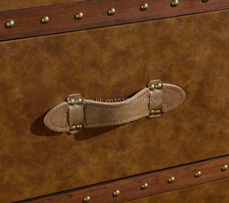 2019 Archivadores Para Sala Promotion salon armoires style américain armoire à vin meubles anciens nouveau modèle X23 - 3