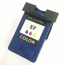 Compatible Ink Cartridge for HP 57 For HP57 Deskjet 450 450cbi 450ci 450wbt F4140 F4180 5150 Printer