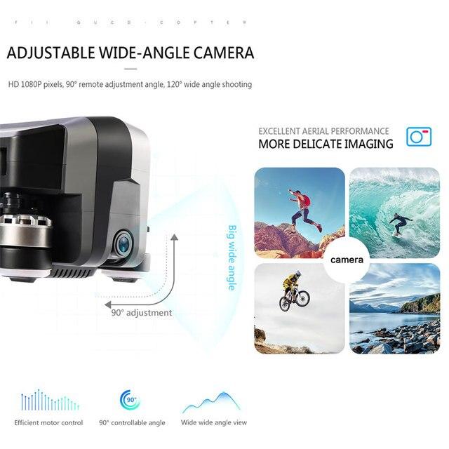 SJRC F11 PRO GPS Drone With Wifi FPV 1080P/2K HD Camera  4
