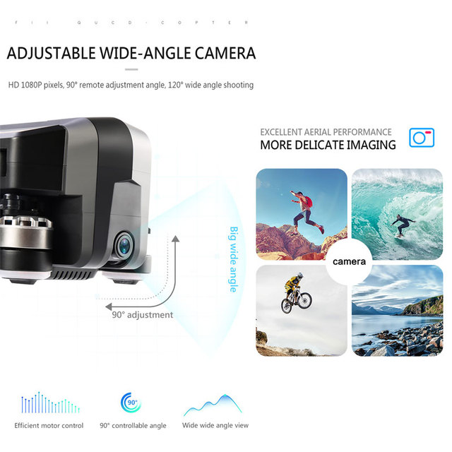 SJRC F11 GPS Drone With Wifi FPV 1080P Camera Brushless Quadcopter 25 minutes Flight Time Gesture Control Foldable Dron Vs CG033-in RC Helicopters from Toys & Hobbies on Aliexpress.com | Alibaba Group