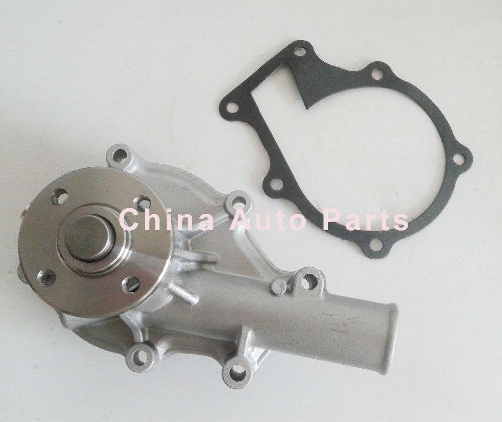 Water Pump 16241 73034 For Kubota V1505 D1105 D905 70 impeller Bobcat Skid steer