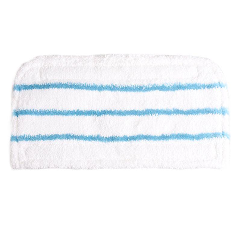 Steam Mop Soft Microfiber Nylon Cloth Covers Head Replacemen