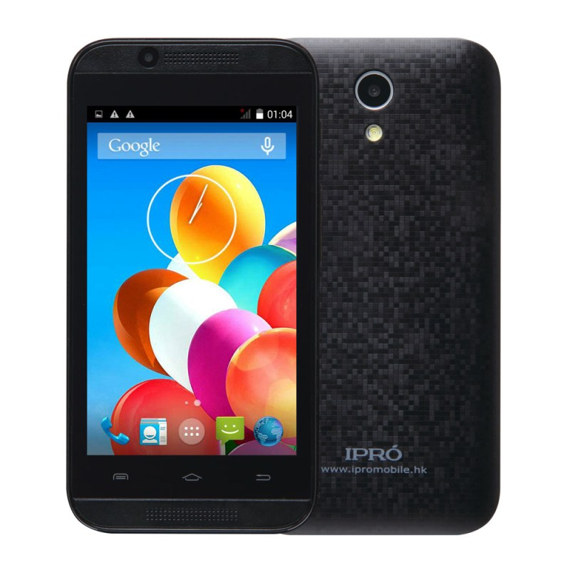 IPRO WAVE 4 0 Original Russian 3G WCDMA Smartphone Android 4 4 Mobile Phone 4GB ROM