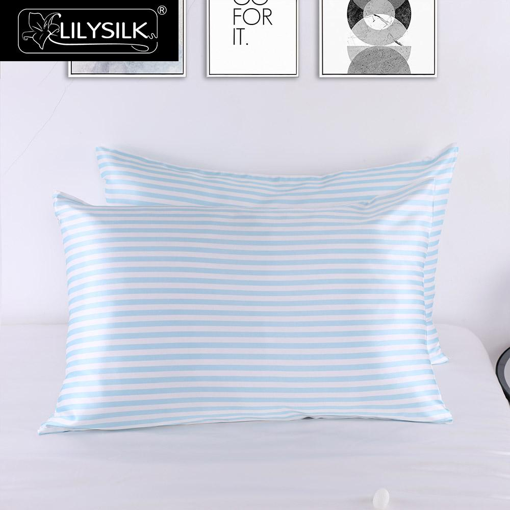 Lilysilk Pillowcase Silk Natural 100 For Hair 22 Momme
