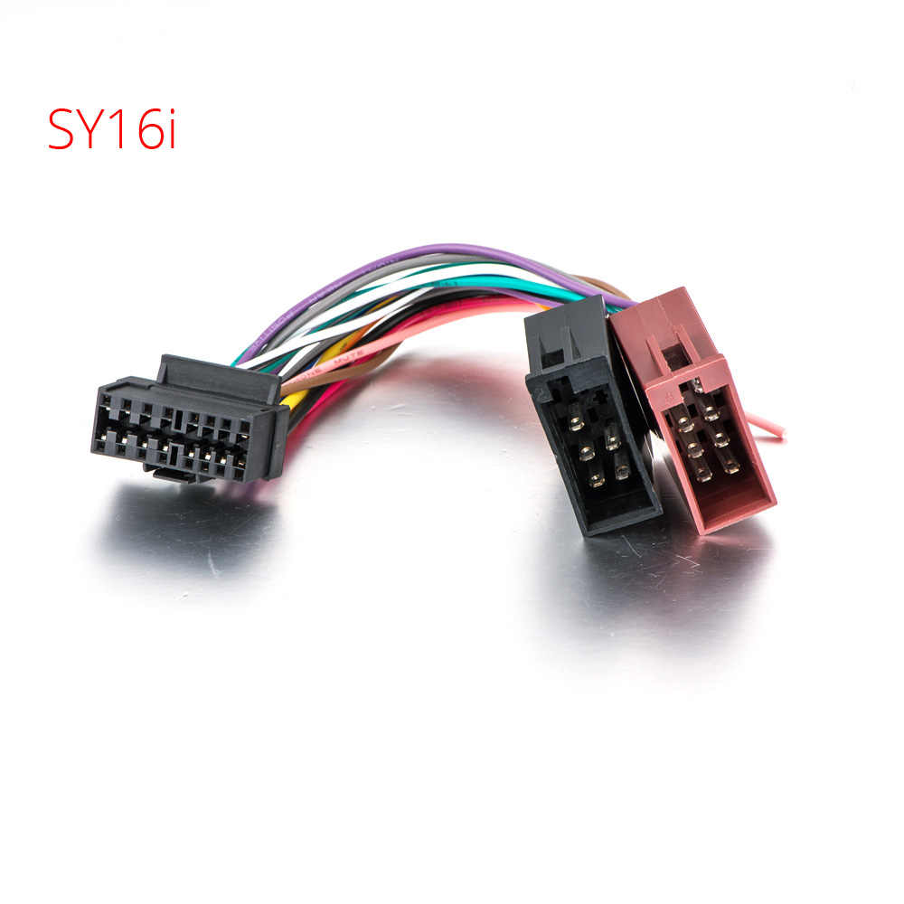 hight resolution of detail feedback questions about atocoto iso standard wire harnessatocoto iso standard wire harness for sony cdx