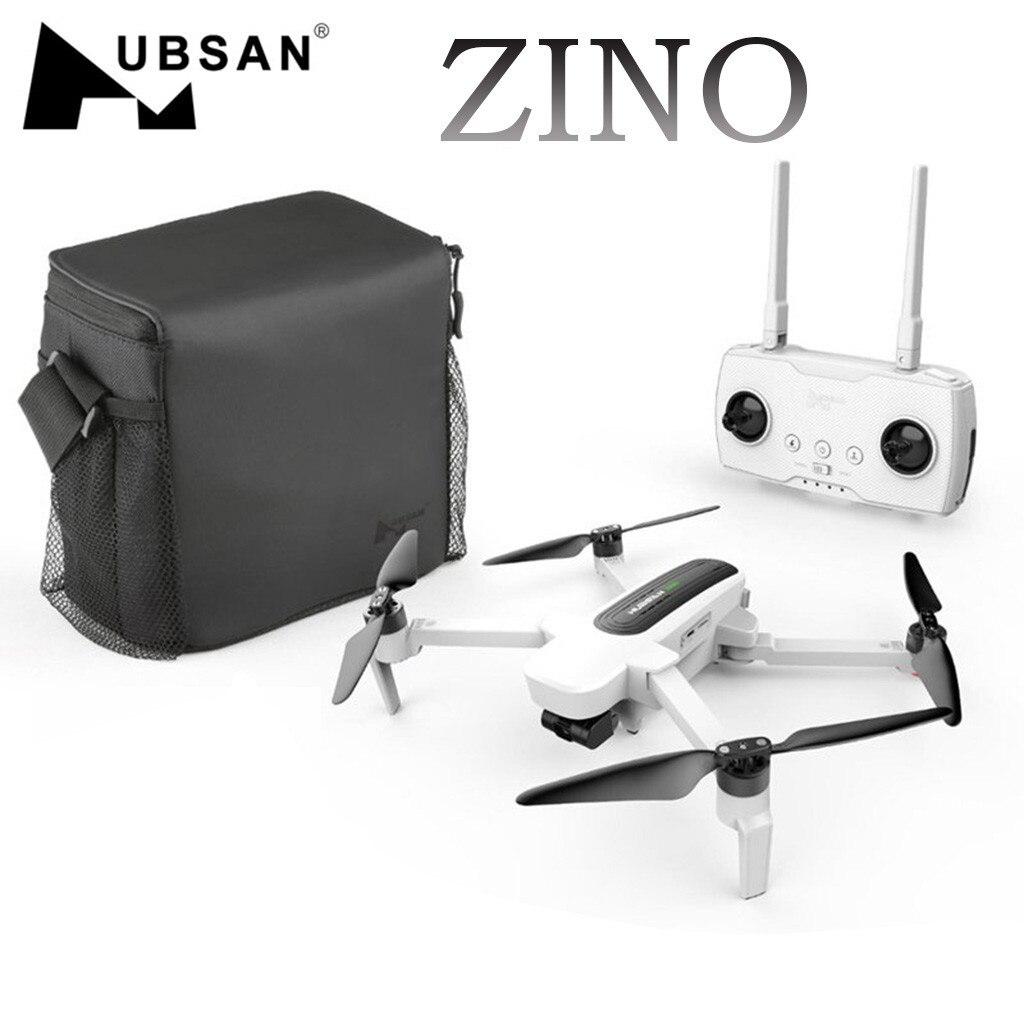 Hubsan Zino H117S quadrirotor 4 K caméra GPS WIFI FPV point de route 3 axes cardan Drones avec caméra HD Rc quadrirotor volant Minion