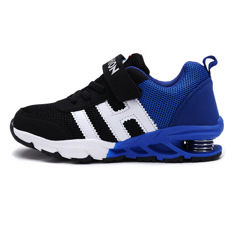 Children Shoes Boys Girls Sport Shoes Fashion Comfortable Outdoor Breathable Kids Sneakers Anti-slippery Shoes Spring Autumn P96