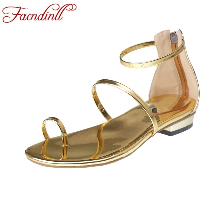 FACNDINLL new fashion summer women sandals peep toe shoes woman dress casual shoes european rome style flat with sandlas women marlong women sandals summer new candy color women shoes peep toe stappy beach valentine rainbow jelly shoes woman