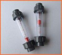 LZS 50 0 6 6m3 H Plastic Tube Type Series Rotameter Flow MeterTools Measurement Analysis Flow