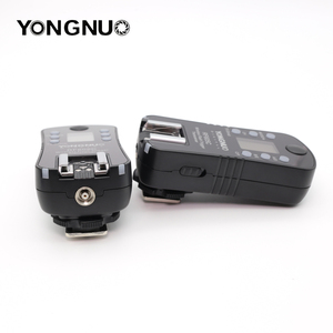 Image 5 - YONGNUO RF 605C RF 605N 2.4GHz Wireless Flash Trigger LCD Screen TX/RX Remote Control Shuttle Release for Canon Nikon Pentax