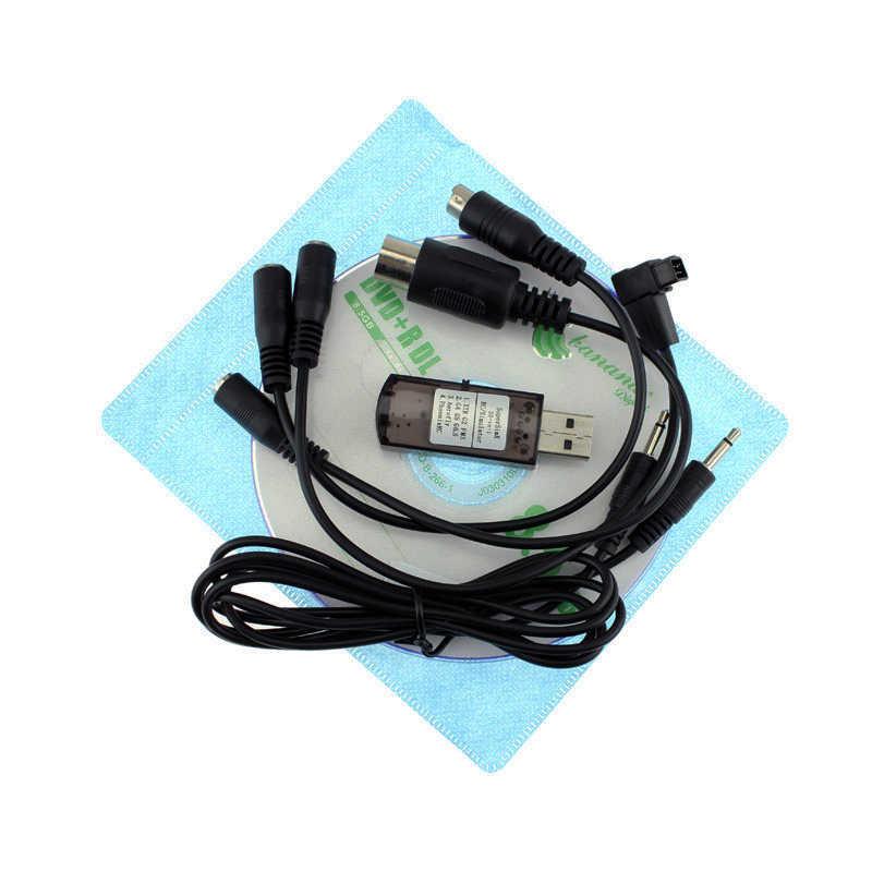 Alta calidad 22 en 1 simulador 22in1 USB RC simulación para soporte de Realflight G7.5 G7 G6.5 G5 Flysky FS-I6 TH9X phoenix5