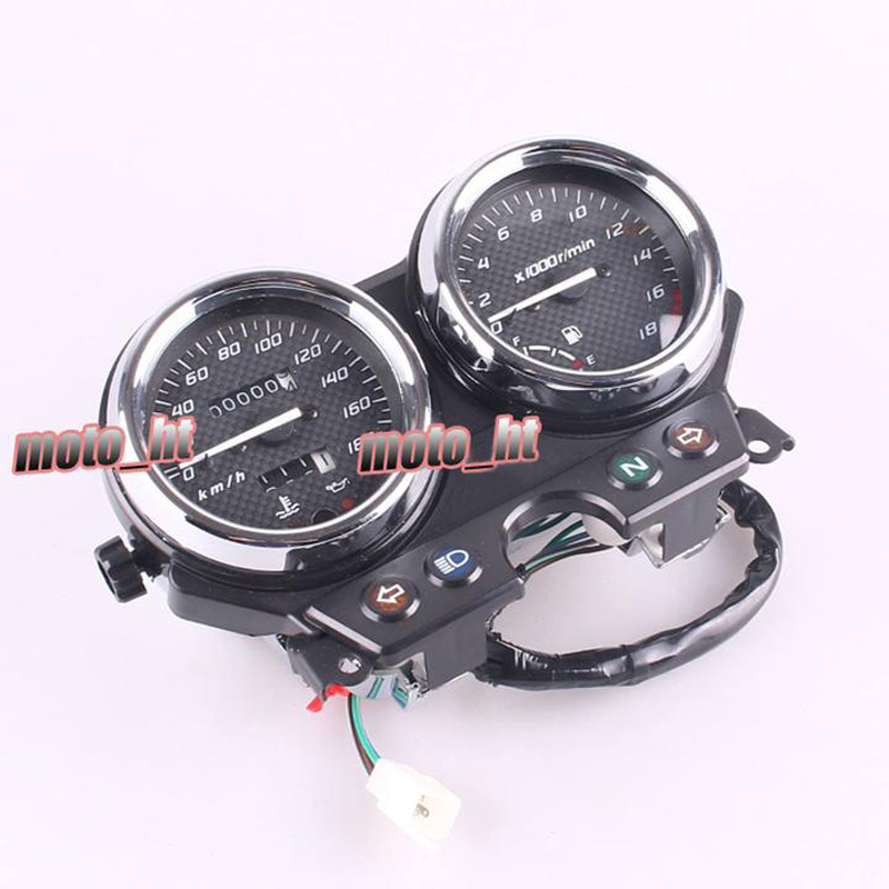 Speedometer Tachometer Tacho Gauge Instruments For HONDA HORNET 250 2000 2001 2002 2003 2004 2005 free shipping new electric guitar and acoustic guitar tuning peg in gold guitar button for one side of guitar wjn 05 n27
