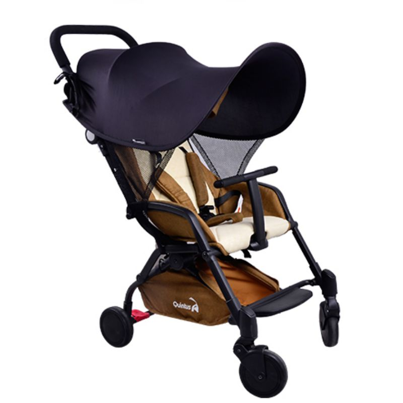 Stroller shade Cover 99/% Anti-UV Baby Car Awning Rain Tent Multifunctional Stroller Protection
